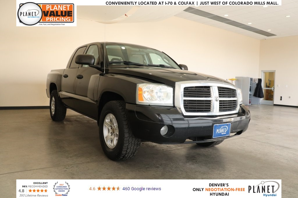 Pre-Owned 2006 Dodge Dakota SLT