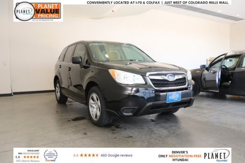 Pre-Owned 2014 Subaru Forester 2.5i